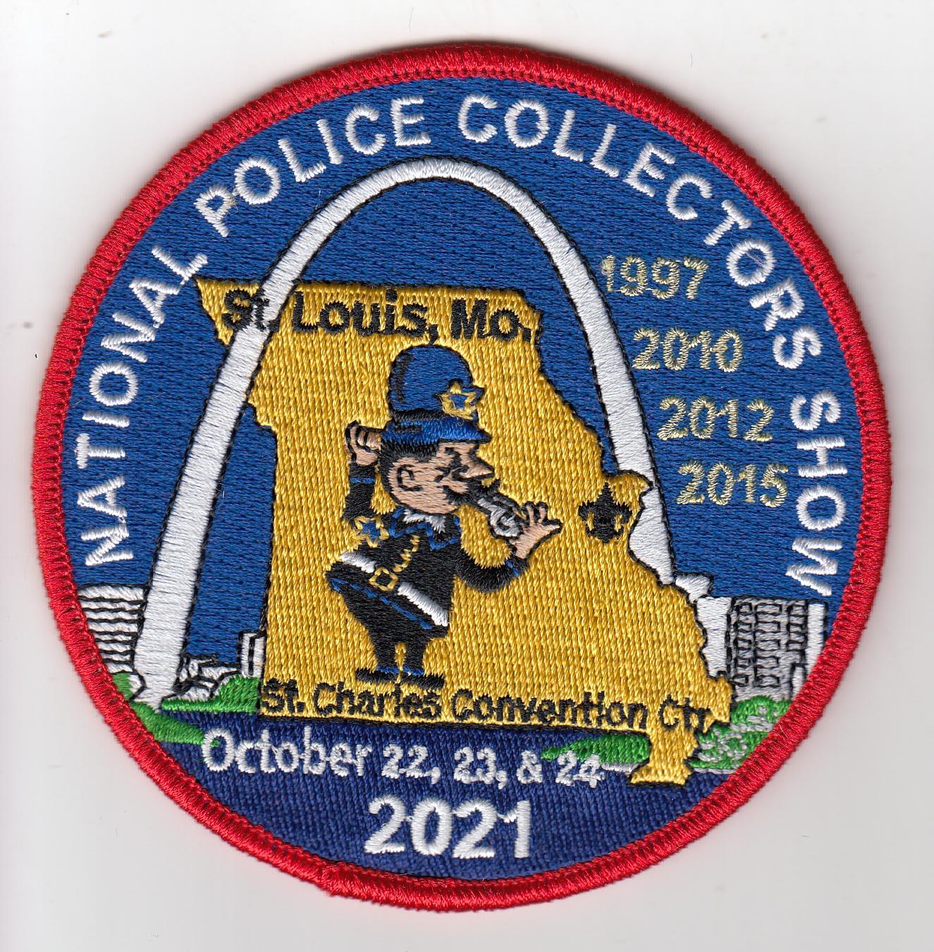St. Louis Show Patch